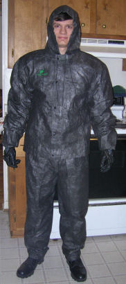 Rain Gear Suit Picture 1